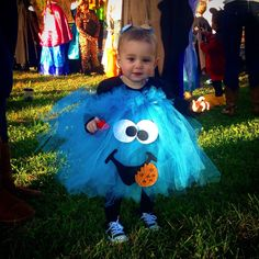 Diy Cookie Monster