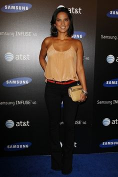 It's looking like I'd wear any and everything in Olivia Munn's closet..this girl brings the style!