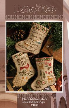 #168 Flora McSample's 2014 Stockings