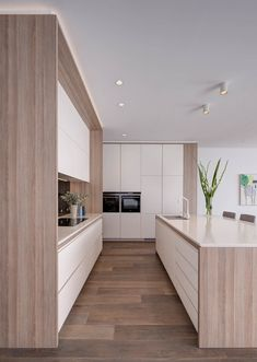 Modern Home Decor Kitchen Kitchen Room Design, Luxury Kitchen Design, Best Kitchen Designs, Home Decor Kitchen, Interior Design Kitchen, Home Kitchens, Open Plan Kitchen, Kitchen Sets, Modern Kitchen Interiors