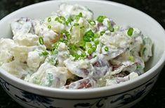 UKUSNA KROMPIR SALATA NA MALO DRUGAČIJI NAČIN Potato Salad, Potatoes, Ethnic Recipes, Food, Salads, Potato, Essen, Meals, Yemek