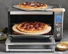 Yammy pizza in a #smartoven #breville