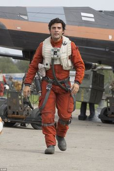 Survivor: The actor plays X-Wing pilot Poe Dameron in the latest Star Wars film, who in fa...