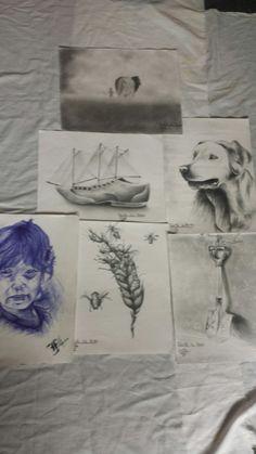 Dibujos  Fausto Jr. Reres