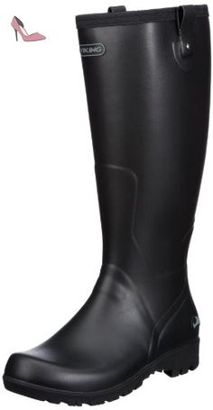 Icefighter Low, Boots mixte adulte - Noir, 36 EUViking