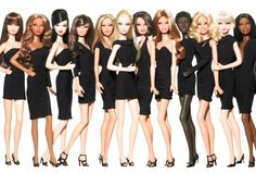 LBD Barbies