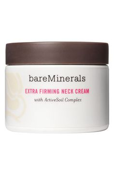bareMinerals Extra Firming Neck Cream This neck cream gets the best reviews!