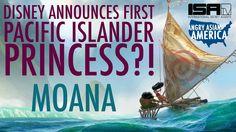 Disney Announces 1st Pacific Islander Princess?! - ANGRY ASIAN ...
