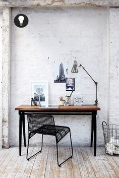 nice desk, housedoctor.dk