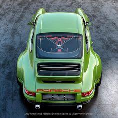 いいね!24.5千件、コメント91件 ― Singer Vehicle Designさん(@singervehicledesign)のInstagramアカウント: 「1990 Porsche 911 restored and modified by Singer Vehicle Design using results of Dynamics and…」
