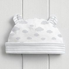 Cloud Bear Ears Hat   The White Company