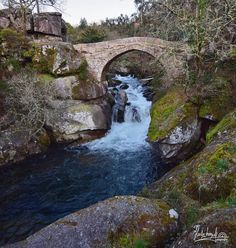 Ponte Almofrei en #Cotobade vía @carlinhos_75 #Galicia #SienteGalicia