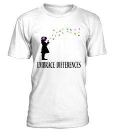 Autism Awareness 2017 T-Shirt  #cancer #awareness