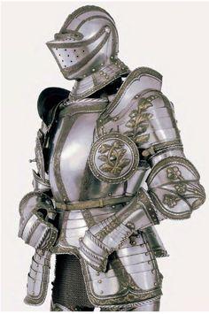 freiherrvonbronkhorst: German Armour. 1580.