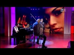 Back to black - David Garrett & Marco Mengoni live @ Quelli che il calcio.