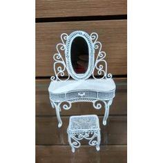 Miniatur Furniture Meja Rias Set VB 0265 C Make your room more beautiful with this cute miniature.