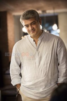 Actor Ajith Gallery - Thala Ajith Kumar in Yennai Arindhaal Movie Photos 09