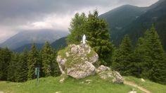 Rifugio Vodala 1736 mt