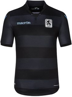 The 1860 München 16-17 home and away kits introduce bespoke designs, made by Italian brand Macron.