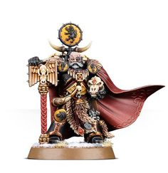 The Space Wolves have arrived with more Special Character Support and DEATH is on deck! Three new Character models from Games Workshop and the …