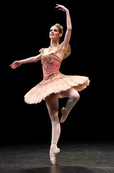 "Laurretta Summerscales in ""The Sleeping Beauty"" (English National Ballet). Photo: Ian Gavan"