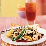 Grilled Lemon Chicken! Great for the summer.