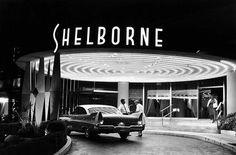 Shelborne - Miami Beach, Florida.