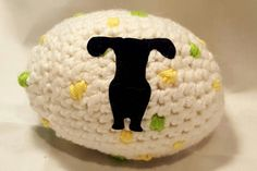 Easter egg dog toy etsy.com selectme1