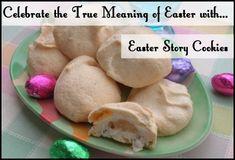 Easter Story Cookies Resurrection Cookies