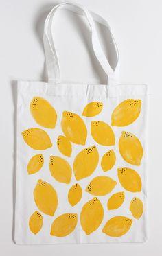 OAD #20 - 10 idées de customisations pour Tote-Bag - Once a DIY