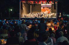 Klassiknacht 2015 im Neusser Rosengarten
