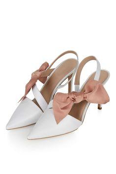 BOW Court Shoes By Unique Zapatos De Salón 2ad7cf564b006