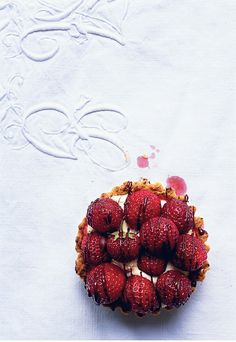 Strawberry Tart from Nigel Slater's Ripe