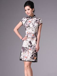 Short Qipao / Cheongsam / Traditional Chinese Dress