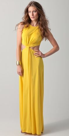 Pretty/ yellow