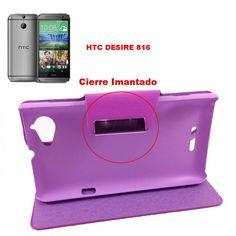 FUNDA Telefono Para HTC Desire 816 LIBRO Tapa Movil Flip Cover - http://complementoideal.com/producto/fundas/fundas-telefono-con-tapa/funda-tipo-libro-con-tapa-rigida-para-htc-desire-816/  - Con la Funda Tipo Libro Con Tapa Rígida Para HTC Desire 816 tendrás una protección total del tu teléfono móvil, ya que protege tanto delante como la parte de atrás de esta forma tendrás protección 100% del dispositivo. Diseñada exclusivamente para HTC Desire 816, encajandop