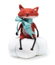 Fox pincushion - adorb!
