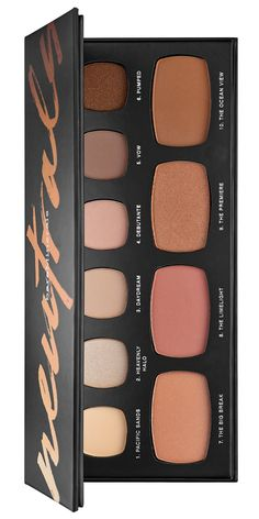 Bare Minerals Neutral Attraction Palette