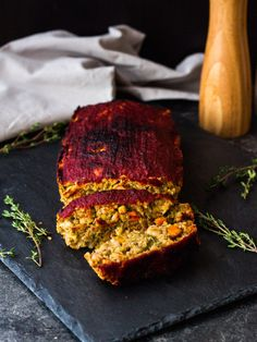 Chickpea Loaf | Veggie Jam English