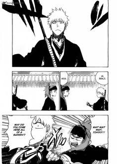 Renji and Ichigo. Lol #bleach