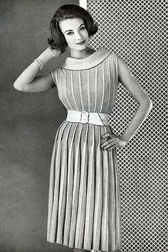 50's fashion by pollovf, via Flickr
