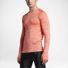 c3c8e0e5b45f Nike Dry Knit Men s Long-Sleeve Running Top Laufshirts, Nike Dri Fit, Nike