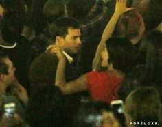 Pin for Later: Jamie Dornan and His Wife Let Loose at Rihanna's Concert