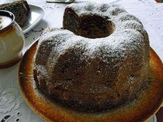 kudy-kam...: Makovo-tvarohová bábovka Doughnut, Muffin, Pudding, Baking, Breakfast, Desserts, Round Round, House, Ideas
