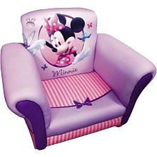 "Minnie Mouse Upholstered Chair - Delta - Toys ""R"" Us"