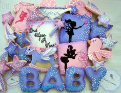 Tinkerbell Baby Shower   Google Search
