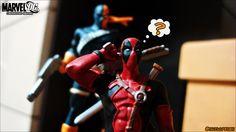 https://flic.kr/p/CJnDGG   WTF...   Deadpool vs Deathstroke