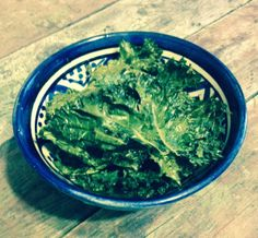 Red Chilli & Garlic Kale Chips