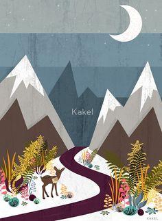 November by Kakel