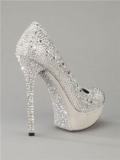 GIANMARCO LORENZI COLLECTOR - platform pumps  $2494.13, @Tara Kruger, i think Dusty should buy these for you for your wedding! (; haha!